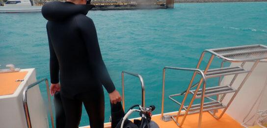 カラカラ先生ダイビング スタッフの日常