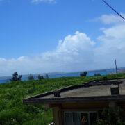 カラカラ先生ダイビング ショップからの海