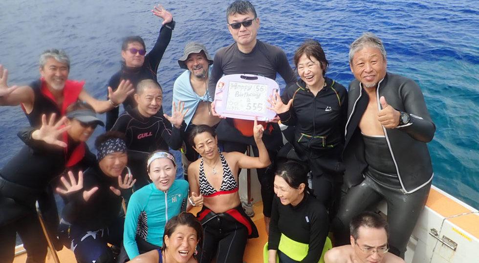 カラカラ先生のダイビングスクール 宮古島