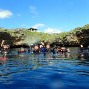 カラカラ先生ダイビング 通り池