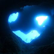 カラカラ先生ダイビング 地形ダイビング