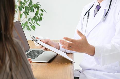 健康診断質問票